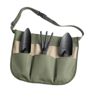 Capture attention at spring tradeshows with gardening and tools.
